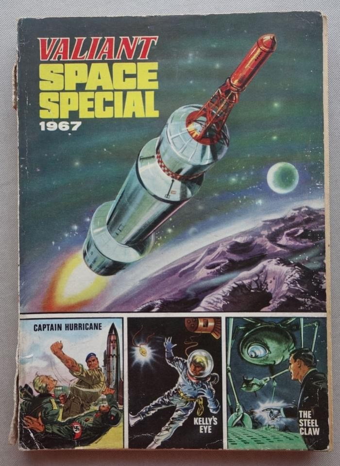 Valiant Space Special 1967