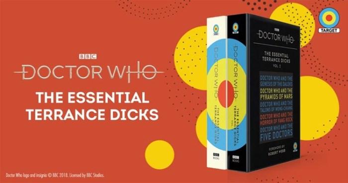 The Essential Terrance Dicks