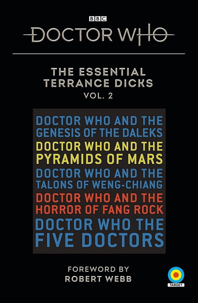 The Essential Terrance Dicks Volume Two