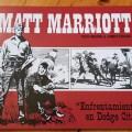 "Matt Marriott Volume 3 by James Edgar and Tony Weare (Spanish - Enfrntamiento en Dodge City ""Clash at Dodge City"")"