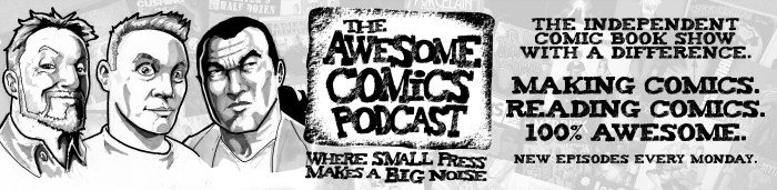 Awesome Comics Podcast Banner