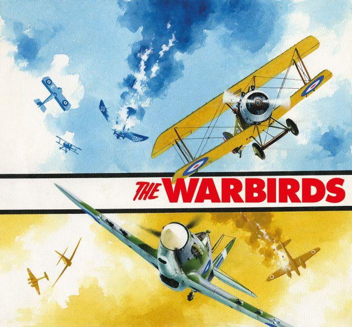 Commando 5474: Silver Collection - The Warbirds FULL