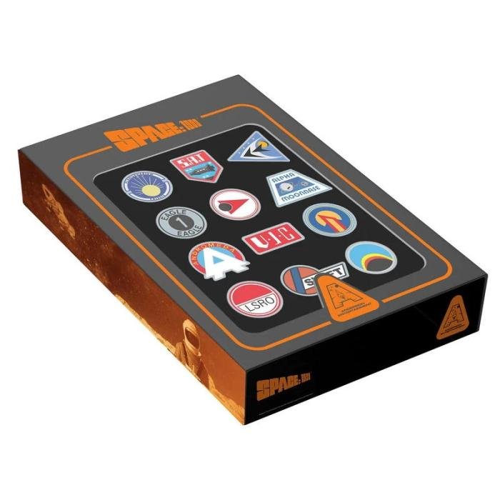 Space: 1999 Collectors Badge Set [Official & Exclusive]