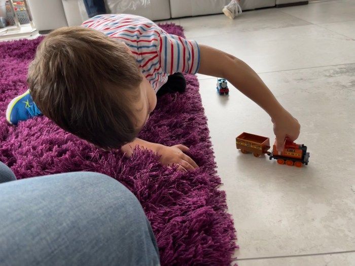 Ollie with Thomas & Friends No. 800