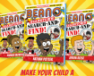 Beanotown: Search and Find