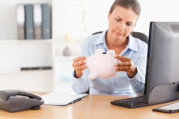 Is Your Employees' Financial Stress Affecting Your Business?