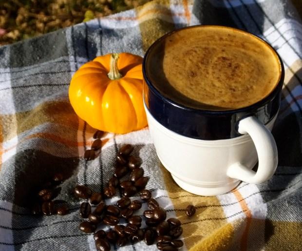 pumpkin latte 1