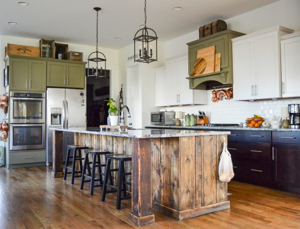 Kitchen Island of My Dreams