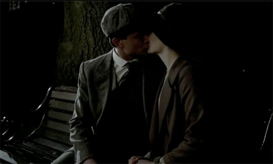 Image result for downton abbey jimmy harassessing ivy