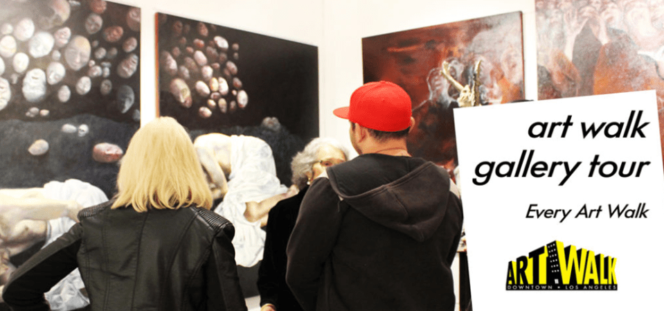 Downtown Los Angeles Art Walk – Exploring the arts in DTLA and beyond!