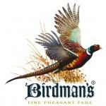 Birdman's Color Pheasant Logo-with R