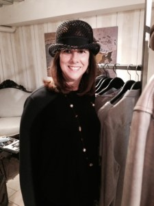 Diane Keaton hat