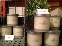 Fenix Candles at Parker & Barrow