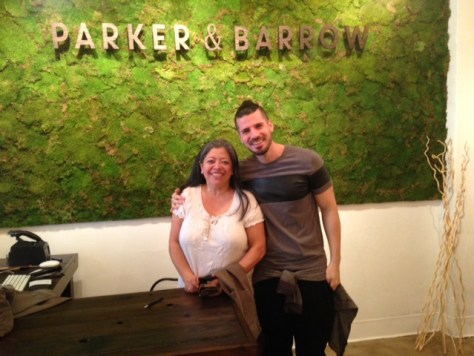 Parker & Barrow Design Yeam Thelma and Tarek