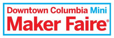 Downtown Columbia Mini Maker Faire logo