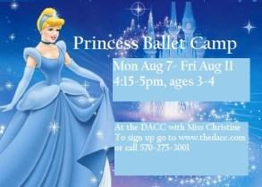 DACC Princess Ballet