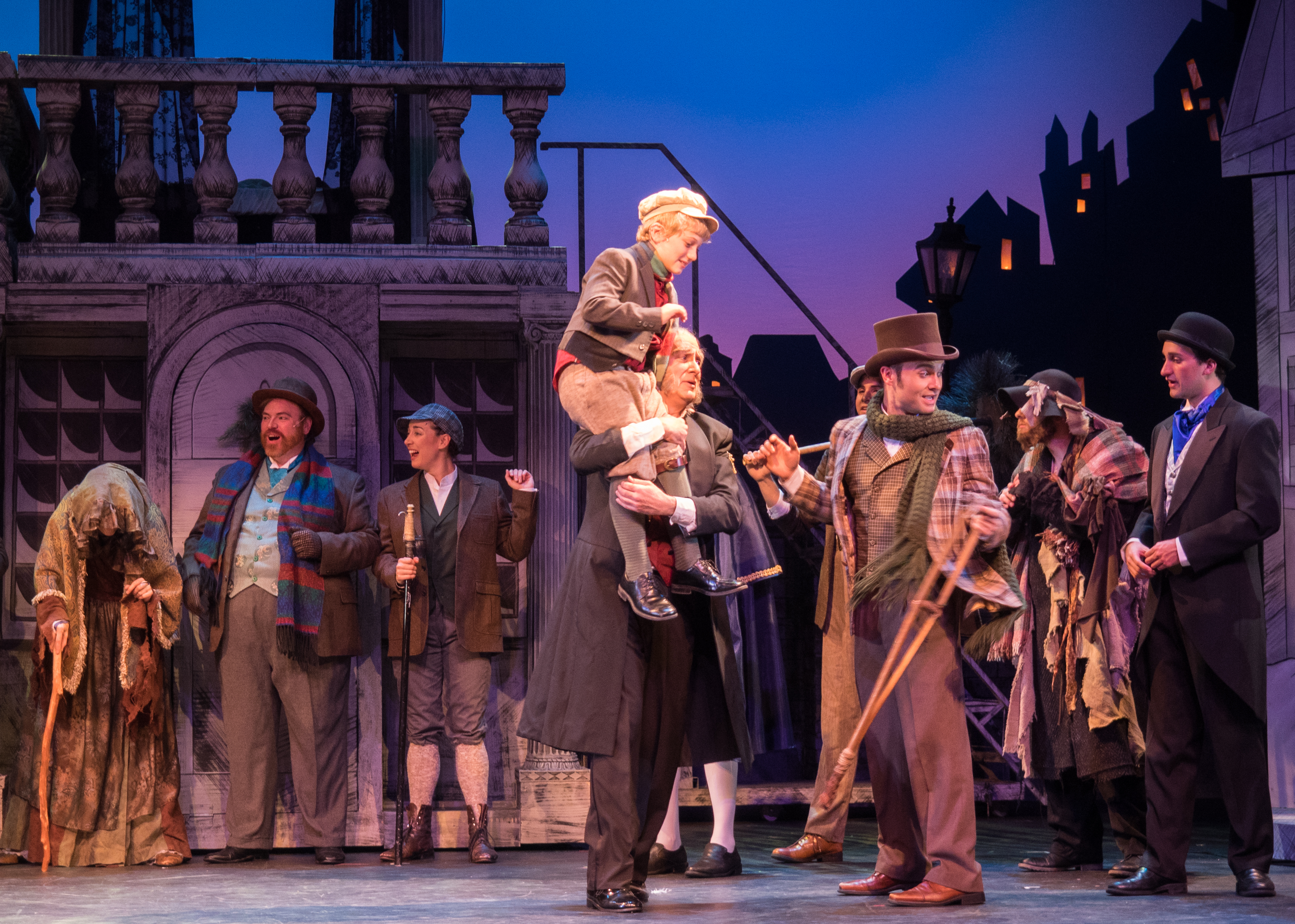 A Christmas Carol The Musical Is A Holiday Treat