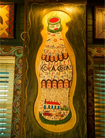 The Amazing Folk Art Featured At The House Of Blues