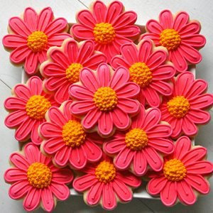 Flowers, Fruit & Food Cookie Cutters