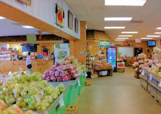 R&A Orchards inside