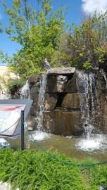GNTC Fountain