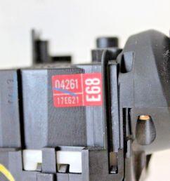 2005 2006 2007 2008 2009 toyota tacoma sr5 combination turn signal wiper switch [ 1600 x 1066 Pixel ]