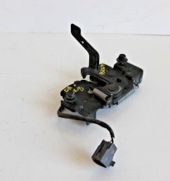 2004 2005 2006 2007 2008 2009 2010 2011 mazda rx8 rx 8 hood latch assembly [ 1600 x 1066 Pixel ]