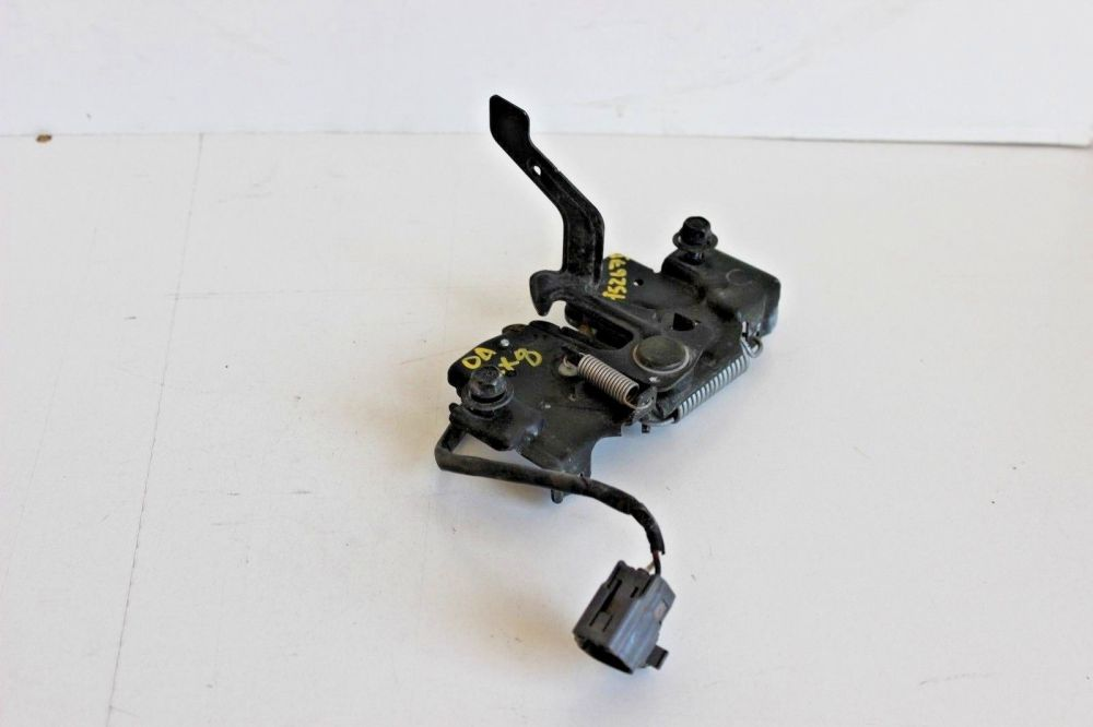 medium resolution of 2004 2005 2006 2007 2008 2009 2010 2011 mazda rx8 rx 8 hood latch assembly
