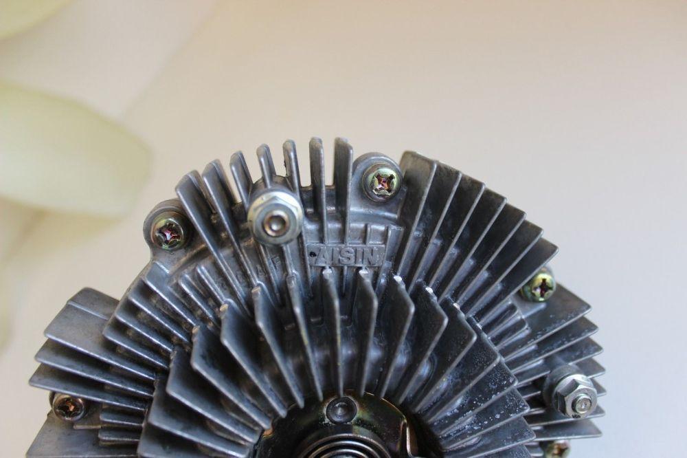 medium resolution of 2005 2015 toyota tacoma engine cooling fan and fan clutch 4 0l 1gr fe 66k oem
