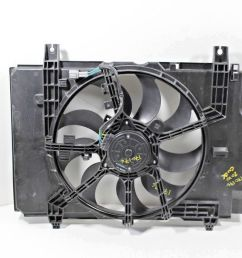 2009 2010 nissan cube electric engine cooling fan [ 1200 x 800 Pixel ]