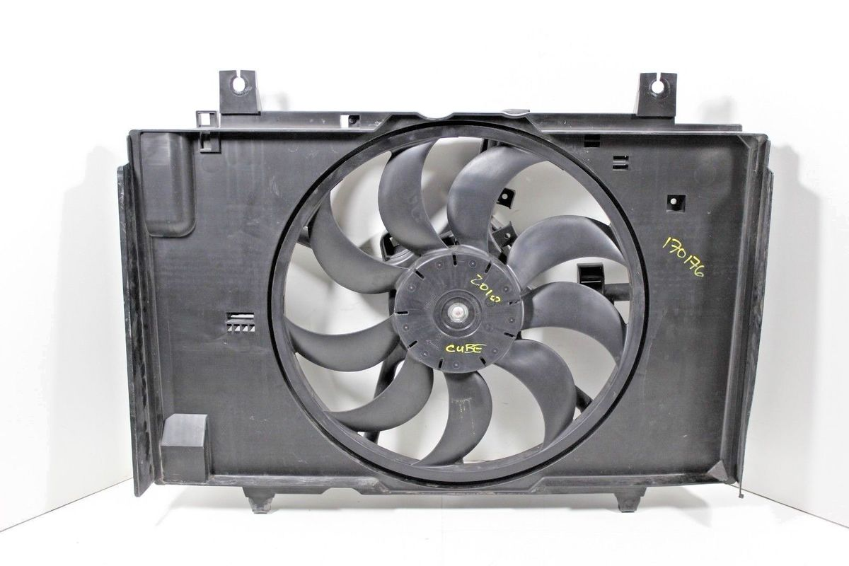 hight resolution of 2009 2010 nissan cube electric engine cooling fan