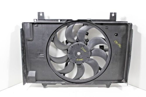 small resolution of 2009 2010 nissan cube electric engine cooling fan