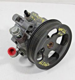 2002 2003 2004 2005 2006 toyota camry 2 4l power steering pump [ 1200 x 800 Pixel ]