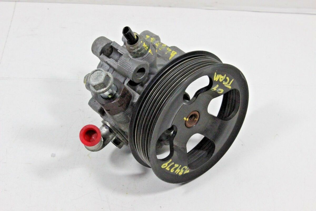 hight resolution of 2002 2003 2004 2005 2006 toyota camry 2 4l power steering pump