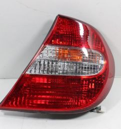 2002 2003 2004 toyota camry rh right passenger side outer tail light [ 1200 x 800 Pixel ]