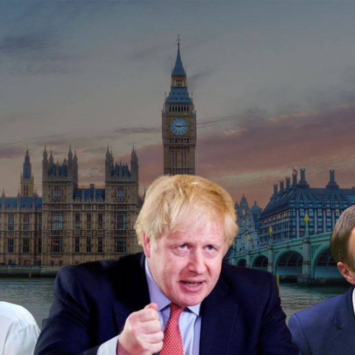 Are Boris & Hancock toast – or is Cummings a busted flush?