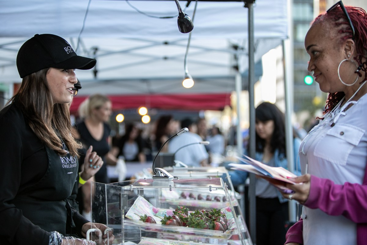 Image result for taste of downtown long beach