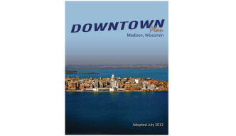 Downtown Plan cover
