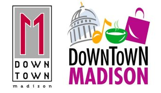 Downtown Madison logos