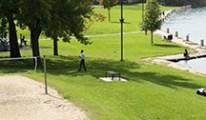 Burr Jones Park in Madison, WI
