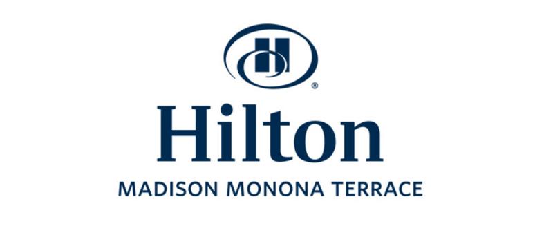 Hilton Madison Monona Terrace logo