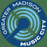 Greater Madison Music City logo