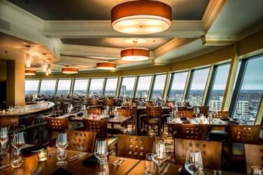 Prairie 360 restaurant