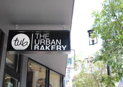 The Urban Bakery Downtown Winnipeg