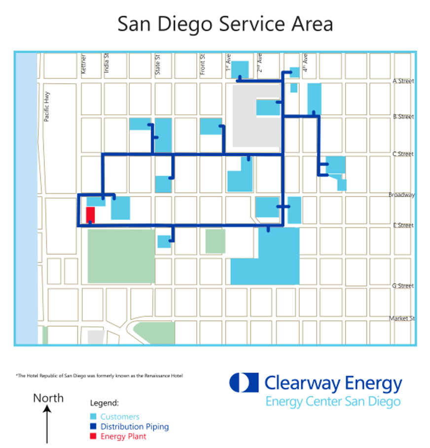medium resolution of as one of the nation s premier district energy companies clearway s portfolio extends well beyond san diego our district energy systems and plants