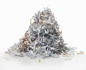 Pile-of-shredded-paper