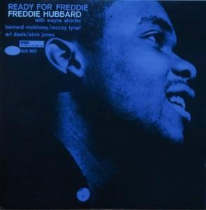 Freddie Hubbard Ready For Freddie cover