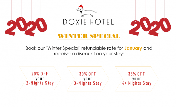 Winter (January) Special