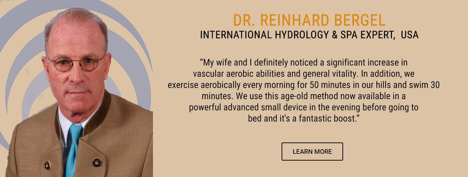 Dr. Reinhard Bergel