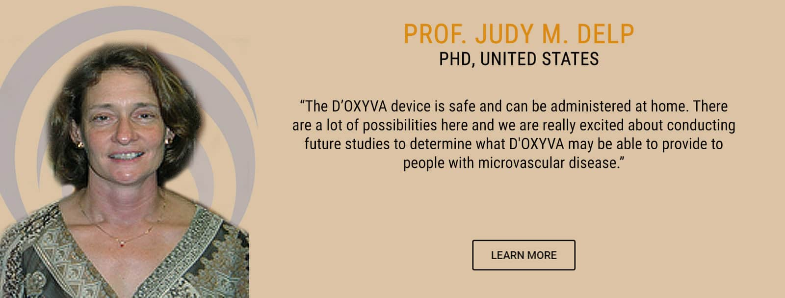 Prof. Judy Delp